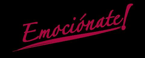 Logotipo web Emociónate