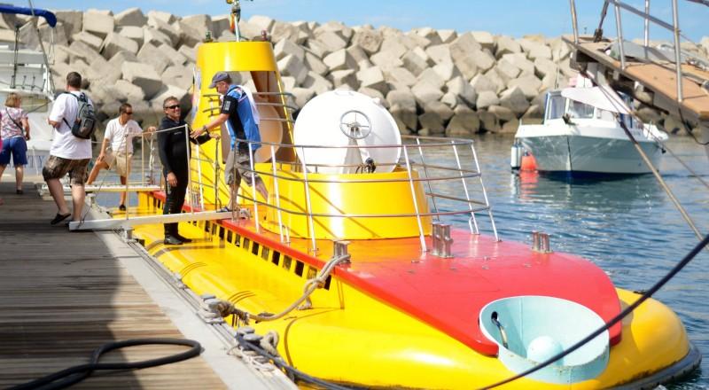 Submarino Safari