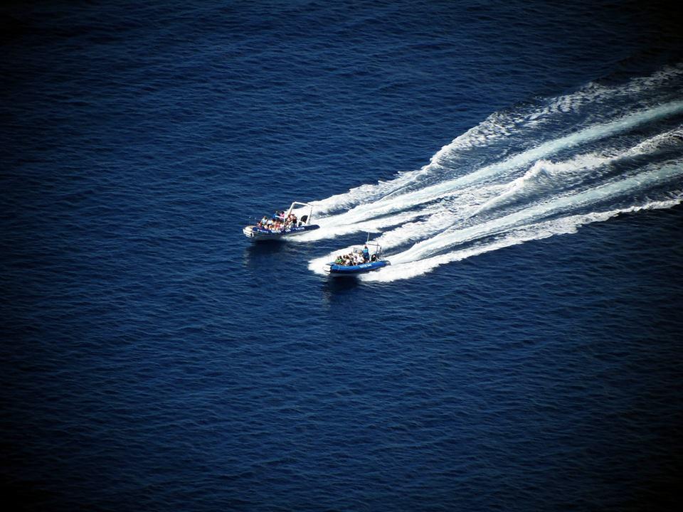 Ocean Boat trip
