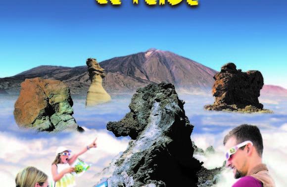Magische Formen des Teide