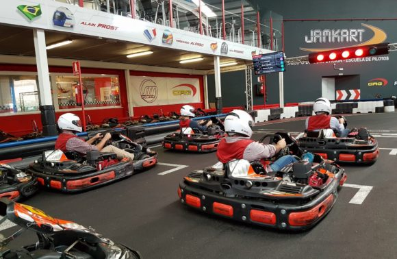 Karting Indoor Tenerife