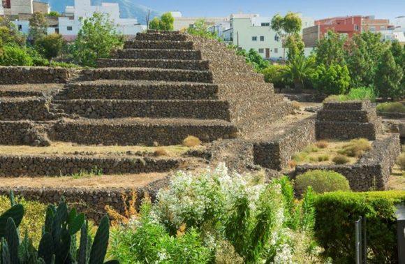 Parque Etnográfico Pirámides de Güímar