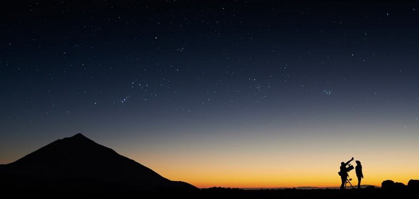 Tenerife entre los mejores destinos turísticos astronómicos del mundo