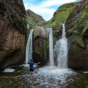 Los 6 mejores senderos con cascadas en Tenerife