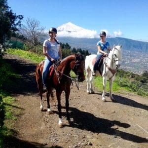 Naturaleza y rutas a caballo a solo 15 minutos del Puerto de la Cruz