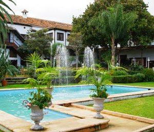 Casa Ábaco, lujo e historia Canaria