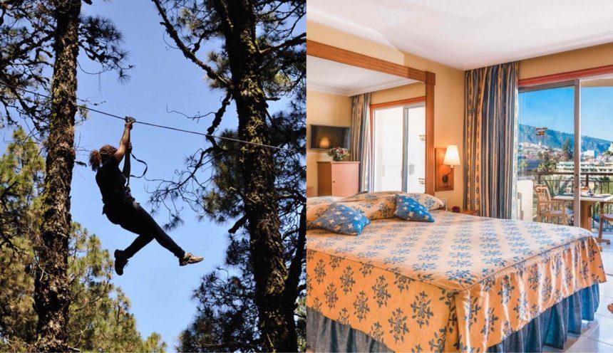 Verano: OFERTA Hotel en Tenerife + Forestal Park