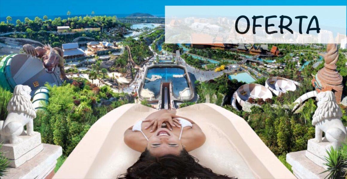 OFERTA Fin de Semana:  Hotel + Siam Park