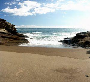 9 espectaculares senderos con playa en Tenerife