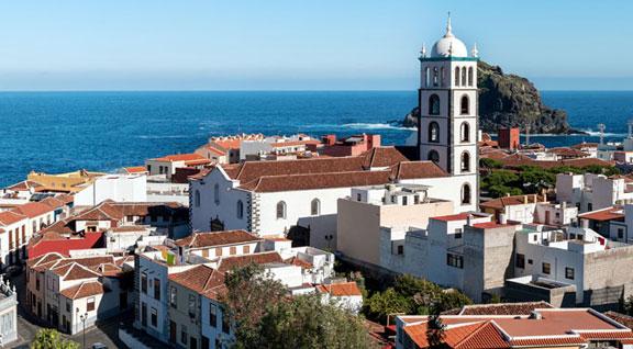 Garachico: uno de los pueblos con más encanto de la costa de España