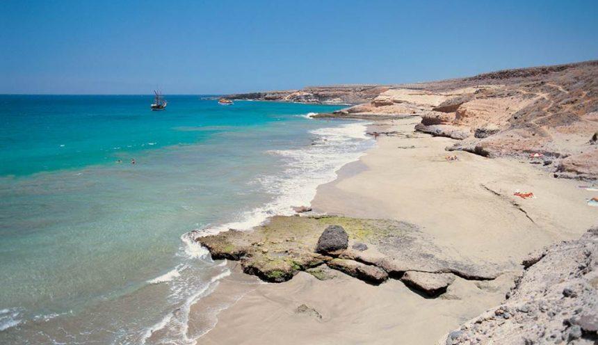 La playa de Diego Hernández: un edén en Tenerife