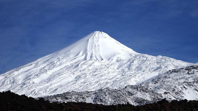 Un viaje a la montaña más alta de España: El Teide
